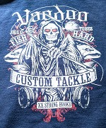 Heavyweight Voodoo Hoodies- Large