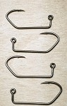 Heavy duty salmon jig hook 100/pk